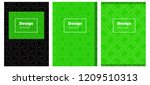 light green vector layout for...