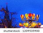 moscow  russia   december 16 ... | Shutterstock . vector #1209535900