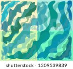 hand drawn abstract background...   Shutterstock .eps vector #1209539839