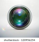 vector illustration of a single ... | Shutterstock .eps vector #120956254