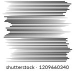 speed lines flying particles... | Shutterstock .eps vector #1209660340