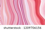 colorful paintings of marbling  ... | Shutterstock . vector #1209706156