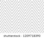 chevrons abstract pattern... | Shutterstock .eps vector #1209718390