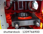 inside of the big engine | Shutterstock . vector #1209766900