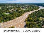 Austin Flooding Aerial Drone...