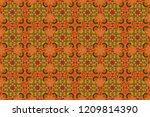 raster illustration of dynamic... | Shutterstock . vector #1209814390