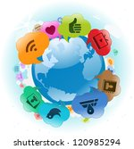 vector illustration of the... | Shutterstock .eps vector #120985294