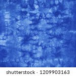 abstract tie dyed fabric of... | Shutterstock . vector #1209903163