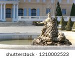 schloss hof  austria   october...   Shutterstock . vector #1210002523