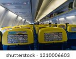 stansted uk 9 11 2017 interior... | Shutterstock . vector #1210006603