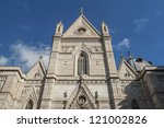 """The Historic Cathedral """"duomo..."""