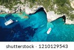 aerial drone bird's eye view...   Shutterstock . vector #1210129543