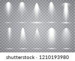 scene illumination collection ... | Shutterstock .eps vector #1210193980