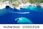 aerial drone bird's eye view... | Shutterstock . vector #1210213126