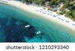 aerial bird's eye view photo... | Shutterstock . vector #1210293340