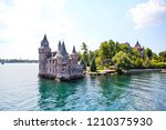 Historic Boldt Castle In The...