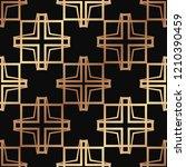 vector modern tiles pattern....   Shutterstock .eps vector #1210390459