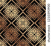 vector modern tiles pattern....   Shutterstock .eps vector #1210393900