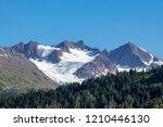 kenai peninsula  national park... | Shutterstock . vector #1210446130