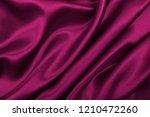 Smooth Elegant Pink Silk Or...