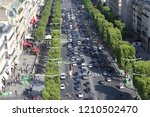 paris  france   may 17  2018 ... | Shutterstock . vector #1210502470