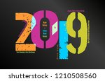 graphic background for the... | Shutterstock .eps vector #1210508560