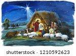 Religious Illustration Three...