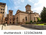 bucharest  romania   june 15 ... | Shutterstock . vector #1210626646