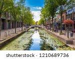 delft  netherlands   june 16 ... | Shutterstock . vector #1210689736