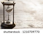 modern hourglass with bright...   Shutterstock . vector #1210709770