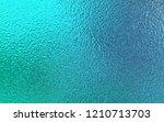Teal Green Blue Foil Paper...