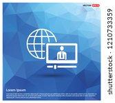 presentation icon   free vector ...