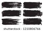 abstract grunge banners.vector... | Shutterstock .eps vector #1210806766