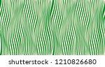 distorted color lines  ...   Shutterstock .eps vector #1210826680
