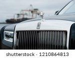 riga  september 2018   new... | Shutterstock . vector #1210864813