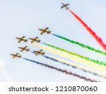 abu dhabi  uae.  03 12 2017  ... | Shutterstock . vector #1210870060