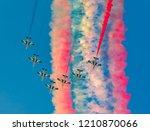 abu dhabi  uae.  03 12 2017  ... | Shutterstock . vector #1210870066