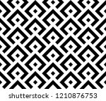 abstract geometric pattern. a... | Shutterstock .eps vector #1210876753