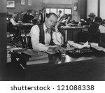 on the job training | Shutterstock . vector #121088338