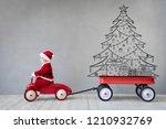 happy child having fun on... | Shutterstock . vector #1210932769