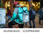coventry  uk   october 18  2018 ... | Shutterstock . vector #1210966360