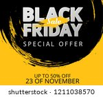 black friday sale abstract... | Shutterstock .eps vector #1211038570