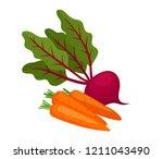bright vector illustration of...   Shutterstock .eps vector #1211043490