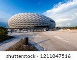 munich  germany   sept 7  2018  ... | Shutterstock . vector #1211047516