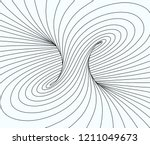 black and white vector... | Shutterstock .eps vector #1211049673