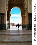 casablanca  morocco   december... | Shutterstock . vector #1211077150