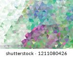 low poly mosaic background.... | Shutterstock .eps vector #1211080426