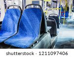 modern city vehicle bus salon... | Shutterstock . vector #1211097406