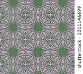 seamless color pattern from... | Shutterstock . vector #1211146699