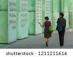 warsaw   poland   june 11th ... | Shutterstock . vector #1211211616